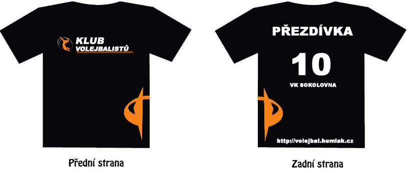 Návrh dresů